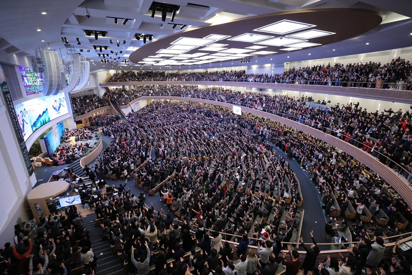 믿음 보고(Faith Report) 셋째 날, 1:1000의 기백으로 부흥의 불씨 피우자!