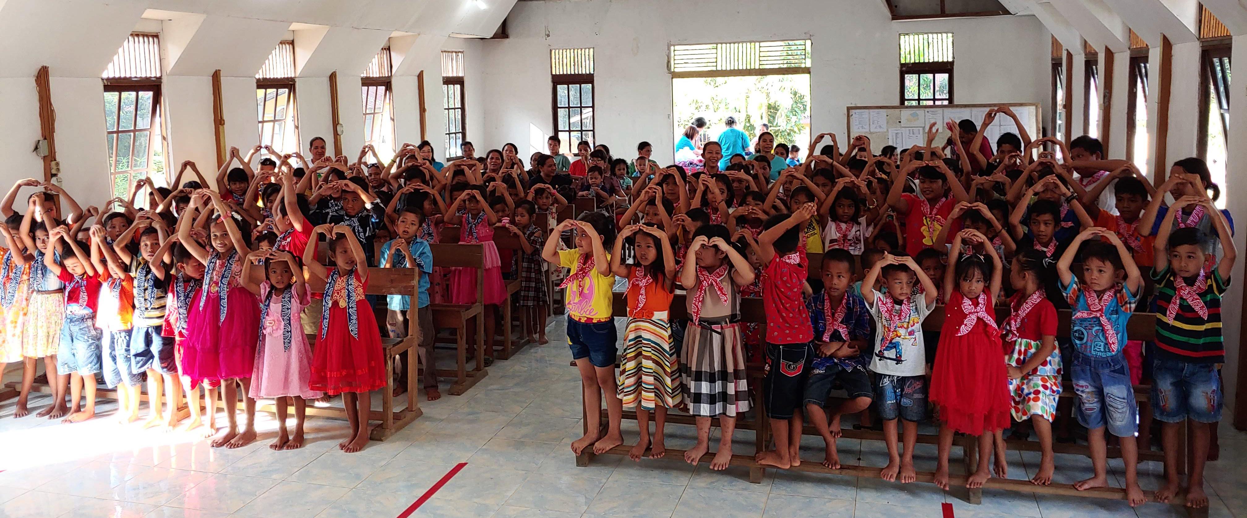 세상으로부터 부름받은 하나님의 백성, 예수 그리스도의 사랑을 열방에 전하다